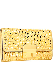Michael Kors - Gia Studded Clutch with Lock