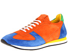 Ralph Lauren Collection - Windham (Orange/Royal/Green) - Footwear