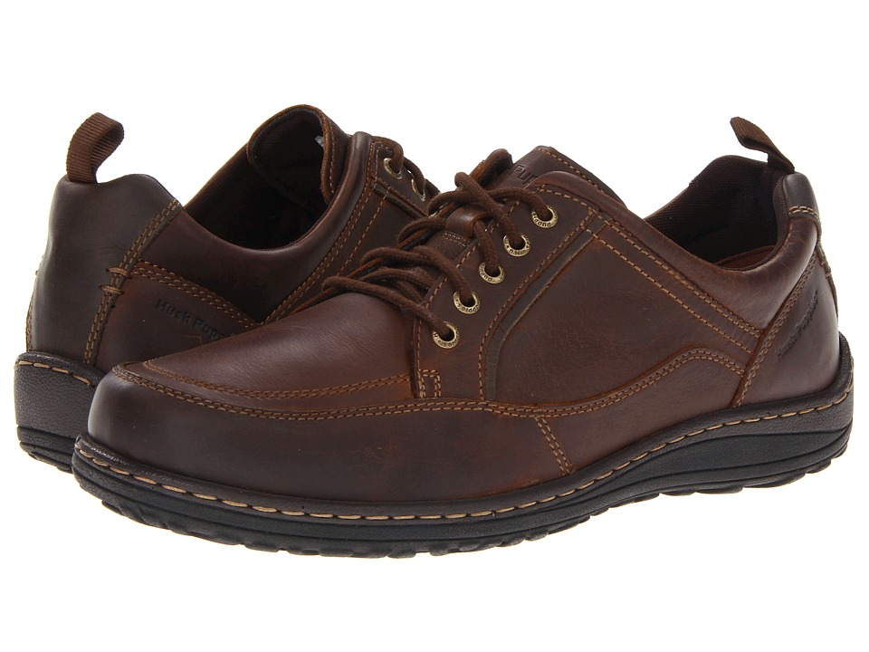 Hush Puppies - Belfast Oxford MT (Brown Leather) Men