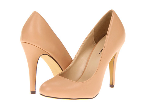 Help finding nude heels | GBCN
