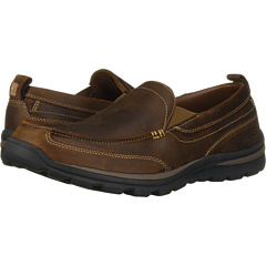 Skechers Gains Relaxed Fit Slip On Shoes Men