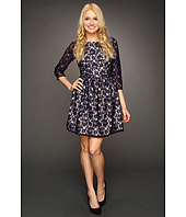 French Connection - Lizzie Lace L/S Dress