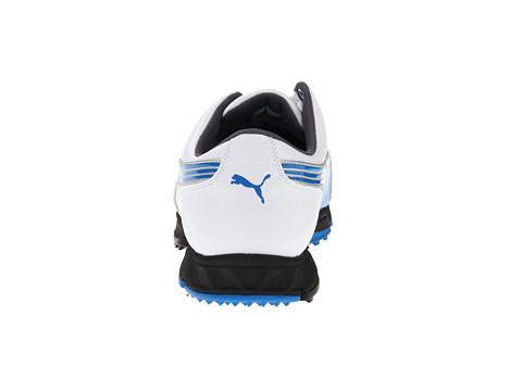 Puma AMP Sport Wide Golf Shoe - Clarino Microfiber Leather