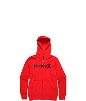 Hurley Kids - One & Only Fleece Zip Hoodie (Big Kids)