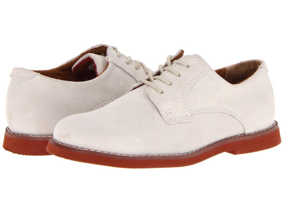 Florsheim Kids - Kearny Jr. (Toddler/Little Kid/Big Kid) (White) Boys Shoes