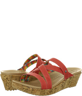 Crocs - A-Leigh Mini Wedge Leather