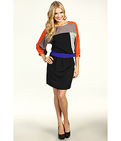 Eliza J - EJ Colorblocked Dress