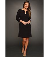 Eliza J - 3/4 Sleeve Double Knit Dress