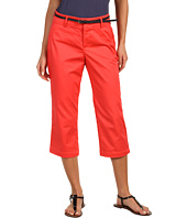 Dockers Misses - Belted Capri w/ Hello Smooth