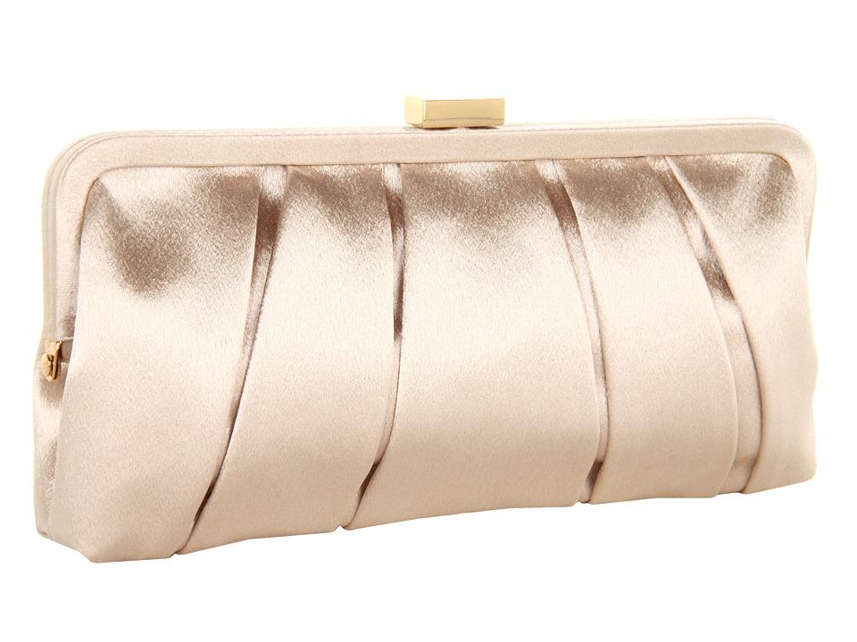Nina - Logan (Champagne) Handbags