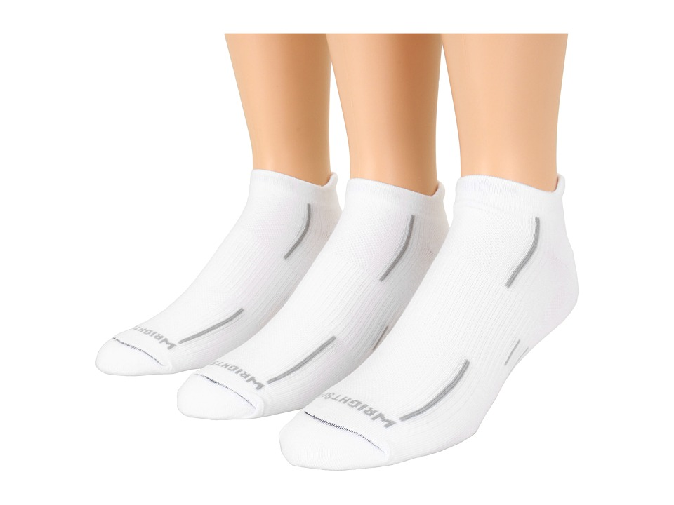 Wrightsock Wrightsock - Stride Tab 3-Pair Pack