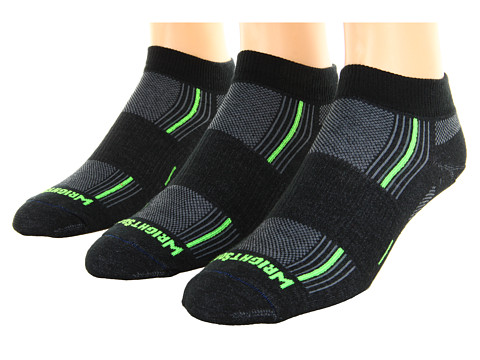 Wrightsock Stride Lo 3-Pair Pack