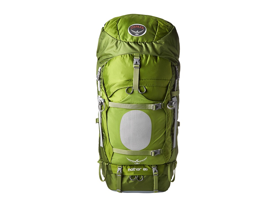 Osprey Aether 85 Pack Bonsai Green Backpack Bags