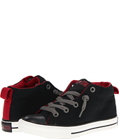 Converse Kids - Chuck Taylor® All Star® Street Slip-On Mid (Toddler/Youth)