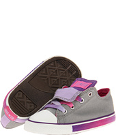 Converse Kids - Chuck Taylor® All Star® Double Tongue Ox (Infant/Toddler)