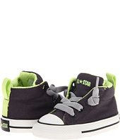 Converse Kids - Chuck Taylor® All Star® Street Slip-On Mid (Infant/Toddler)