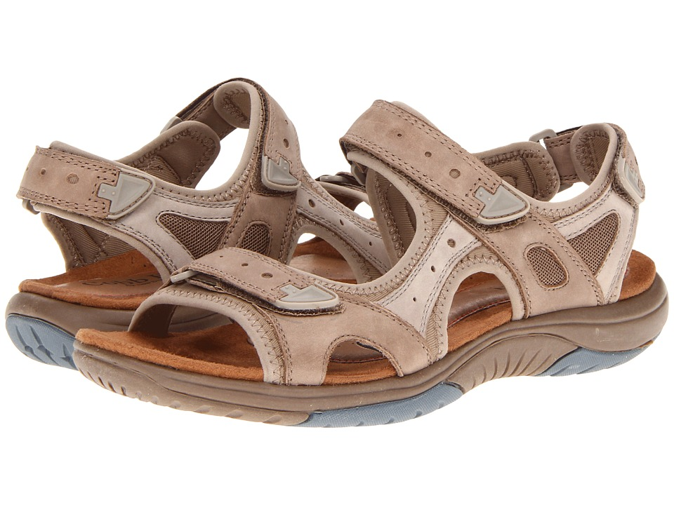 Cobb Hill Fiona Taupe Womens Sandals