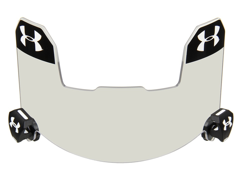 Under Armour - Football Visor (Youth Clear) Athletic Performance Sport Sunglasses