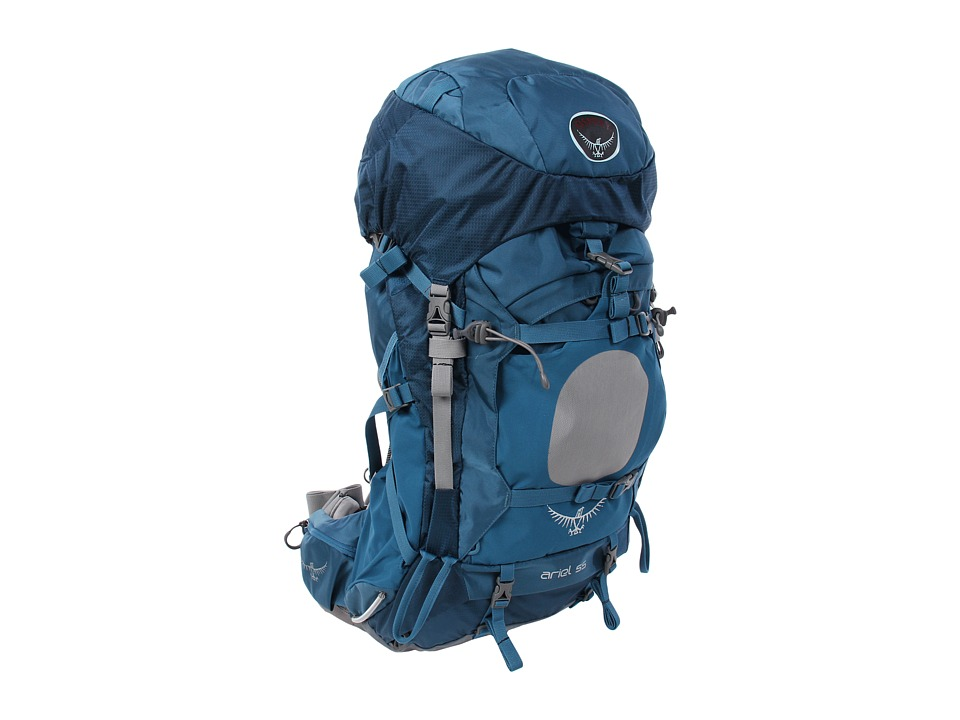 Osprey Ariel 55 Deep Sea Blue Backpack Bags