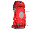Osprey Ariel 65 (Vermillion Red)
