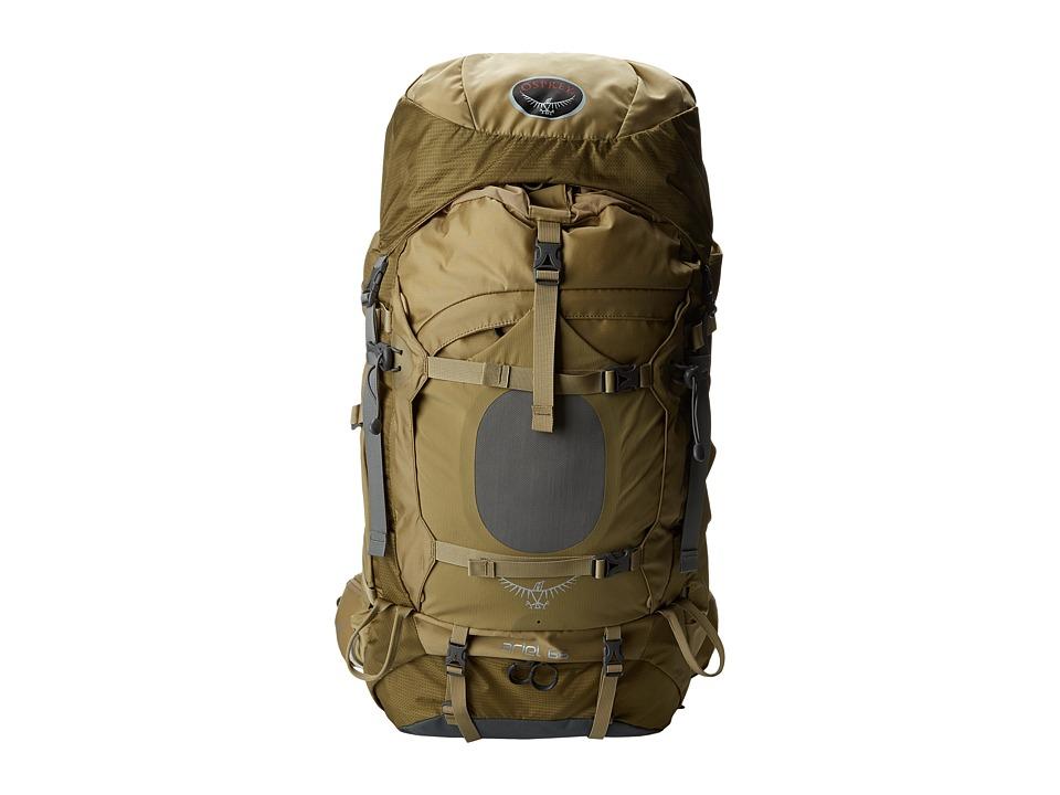 Osprey Ariel 65 Summer Wheat Brown Backpack Bags