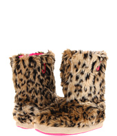 Justin - Furry Boot Slippers (Toddler/Youth)