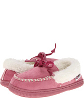 Justin - Moccasin Fur Lined Slippers (Toddler/Youth)