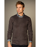 John Varvatos - Ribbed Crew Sweater