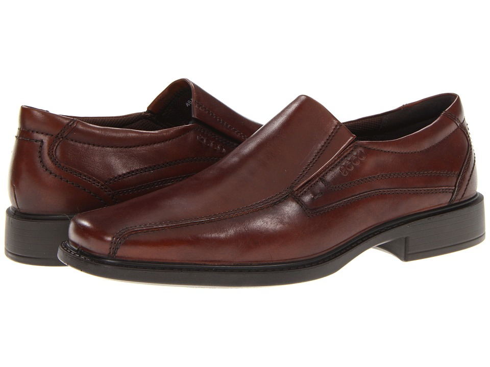 ECCO - New Jersey Slip-On (Mink) Mens Slip-on Dress Shoes