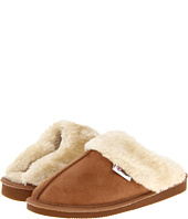 Justin - Fleece Slide Slippers