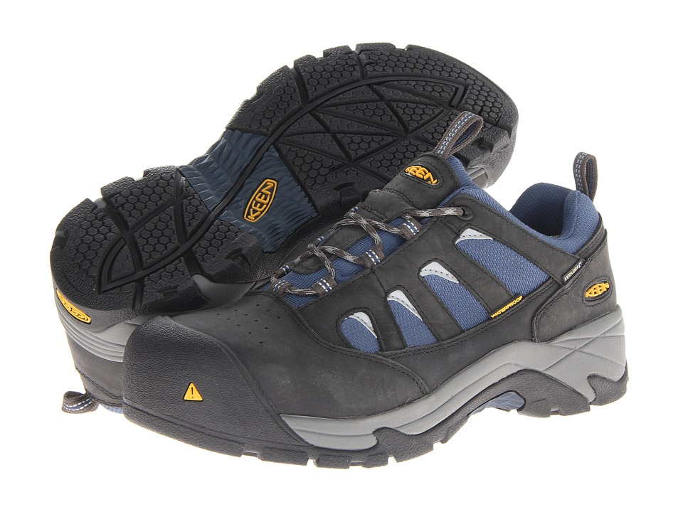 Keen Utility Lexington (Raven/Ensign Blue) Men