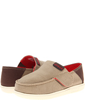 Crocs Kids - Santa Cruz Loafer (Toddler/Youth)