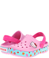 Crocs Kids - Girls Crocband Hello Kitty Clog (Infant/Toddler/Youth)