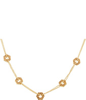 Marc by Marc Jacobs - Pave Bolt Necklace