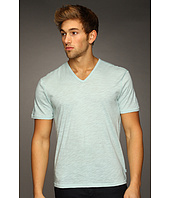 John Varvatos - Slub Basic V-Neck