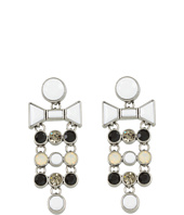 Marc by Marc Jacobs - Tiered Bow Earring