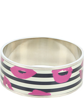 Marc by Marc Jacobs - Lips Print Bangle