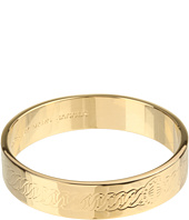 Marc by Marc Jacobs - Engraved Turnlock Bangle