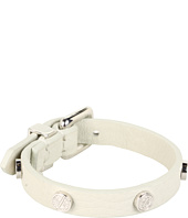 Marc by Marc Jacobs - Turnlock Charm Leather Bracelet