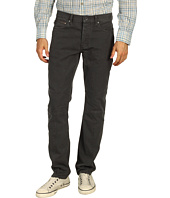 John Varvatos - Low Slim Seamed Straight Leg Jean