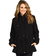Gallery - Silk Look Zip Out Acrylic Liner Jacket-Two Tone