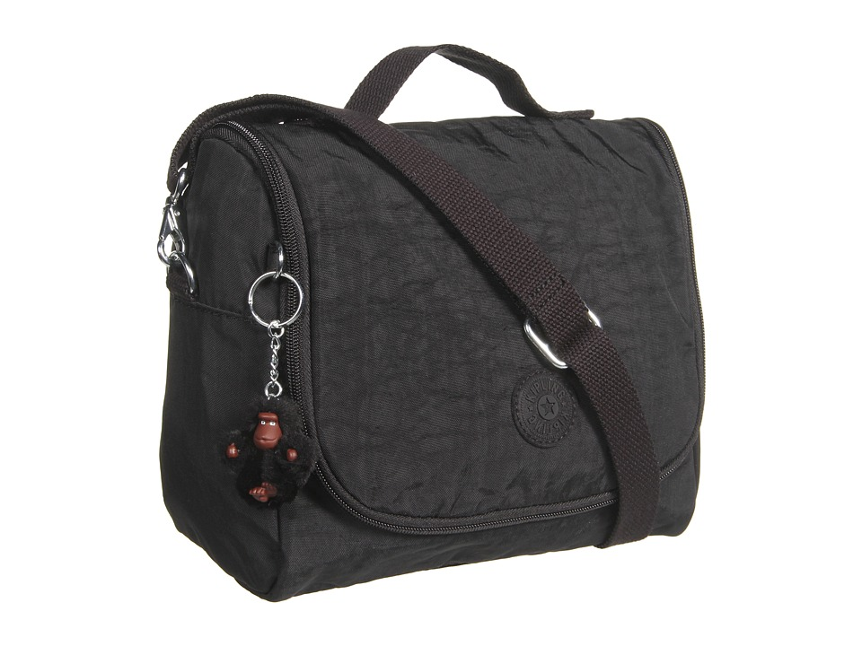 Kipling - Kichirou Lunch Bag (Black) Cross Body Handbags