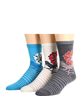 Smartwool - Flowering Lark 3-Pair Pack