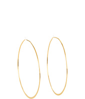 Michael Kors Collection - Heritage Whisper Hoop Earrings