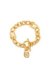 Michael Kors - Heritage Link with Padlock Bracelet