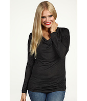 C&C California - L/S Cowl Neck Top