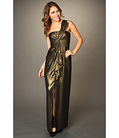 BCBGMAXAZRIA - Barbara One-Shoulder Evening Gown