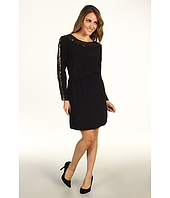 BCBGMAXAZRIA - Marcel Sequin Trim Dress