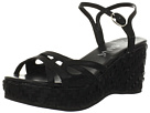 Amiana - 15/A5208(Toddler/Youth/Adult) (Black Matte Satin) - Footwear