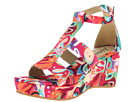 Amiana - 15/A5148(Toddler/Youth/Adult) (Fuschia Pop Art) - Footwear